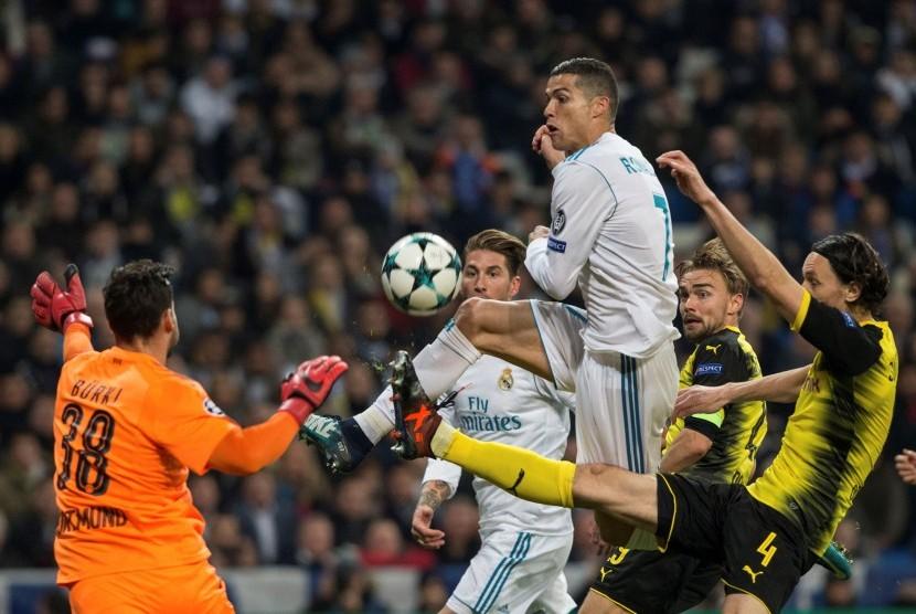 Zidane Siap Hadapi 16 Besar Liga Champions