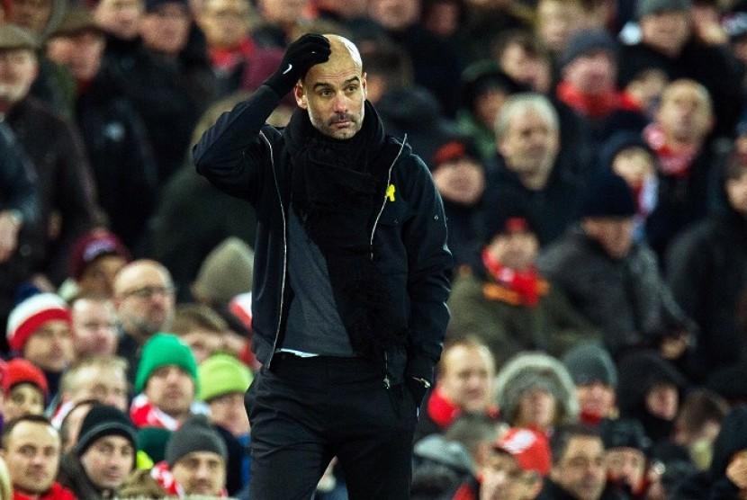 Rekor City Terhenti, Guardiola: Saya tak Suka Kekalahan