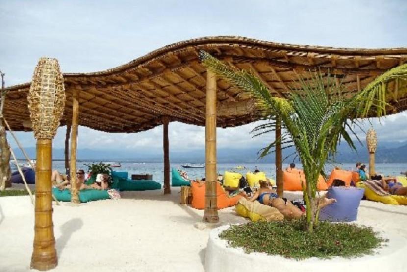 Peral of Trawangan pikat wisatawan yang datang ke Lombok