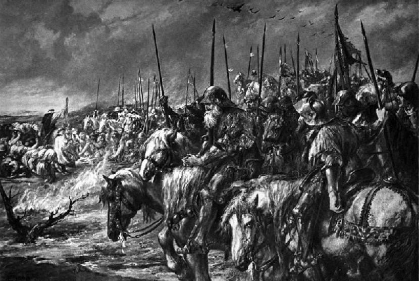 Perang 100 tahun antara Inggris dan Prancis