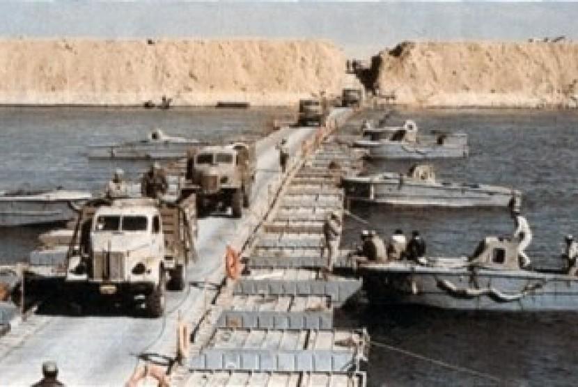 Perang Ramadhan '73, Bukti 'Kesaktian' Zionis Israel Mitos Belaka
