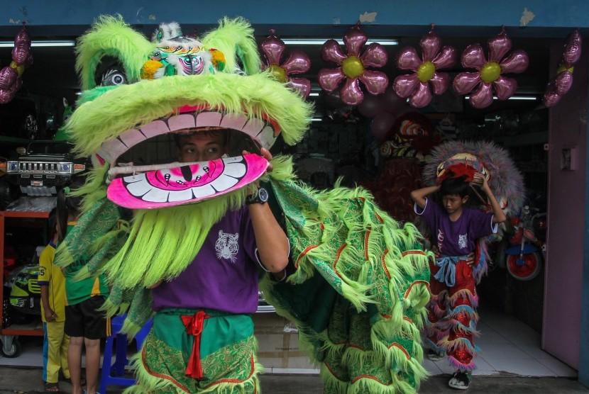Wali Kota Semarang: Cap Go Meh Selebrasi Budaya