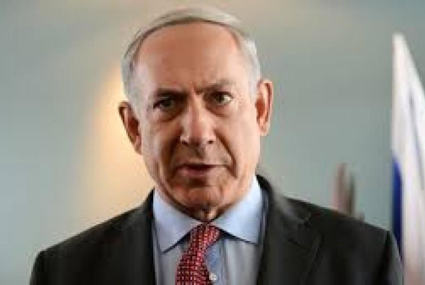 Perdana Menteri Israel Benjamin Netanyahu.