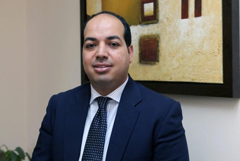 Perdana Menteri Libya Ahmed Maiteeg