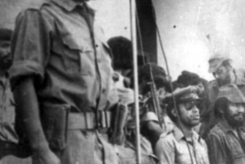 Perdana Menteri pertama Timor Leste Nicolau dos Reis Lobato.