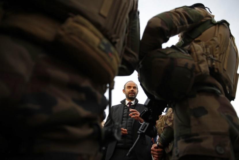 PM Prancis: Hariri Harus Bebas Pulang ke Lebanon