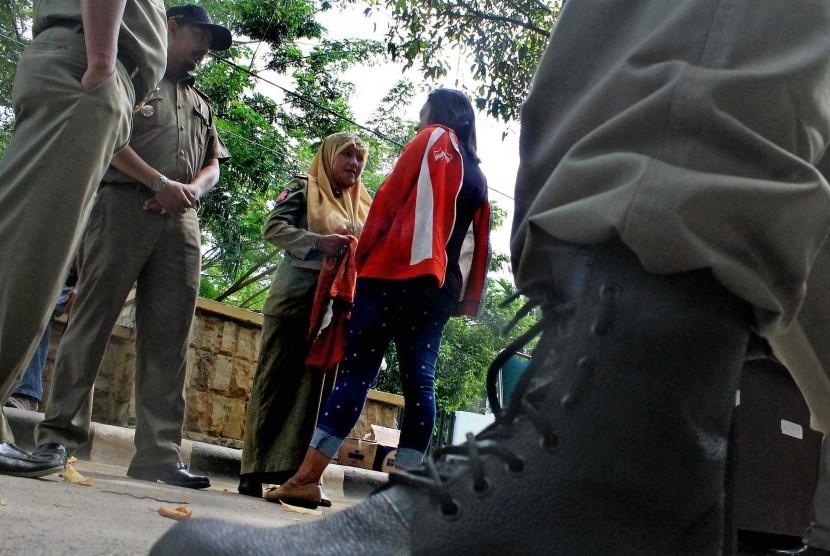 Gelar Razia Busana, WH Aceh Jaring 30 Warga
