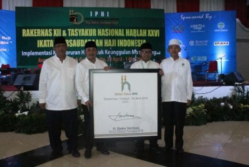 Himpun Dana Umat, IPHI Resmikan Qiblat Zakat