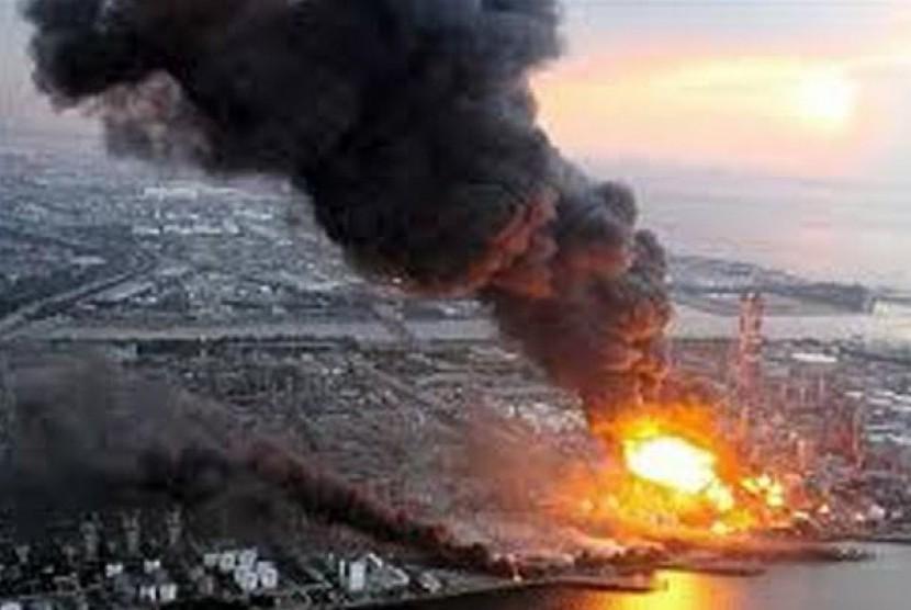 Peristiwa nuklir Fukushima Jepang