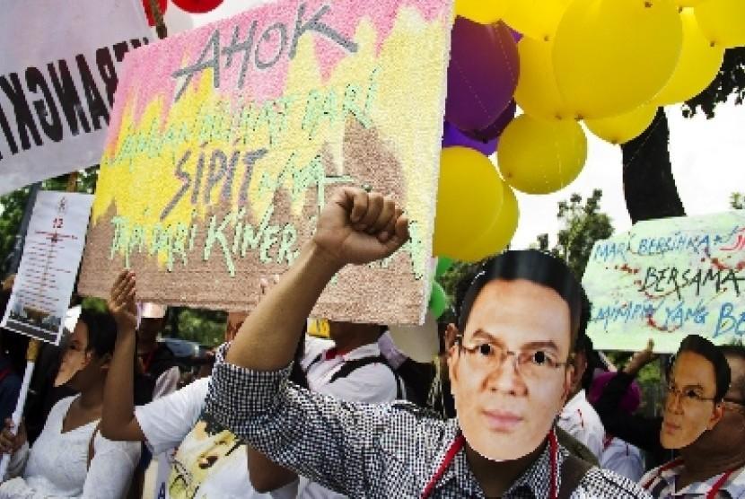 Jokowi Kasih Ucapan Selamat ke Ahok, Jokowi Sudah Akui