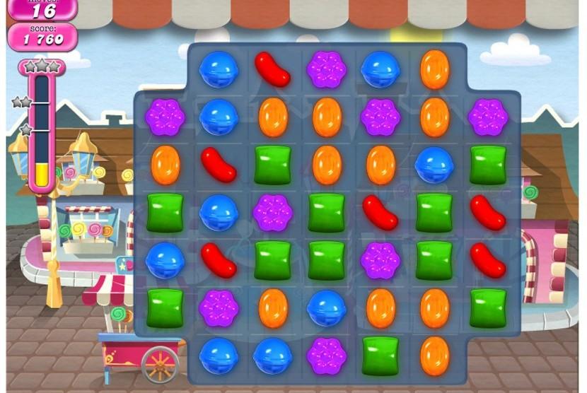 Candy Crush Diangkat Jadi Permainan TV | Republika Online