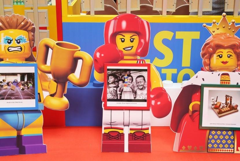 Keuntungan Mengajak Anak Bermain Lego