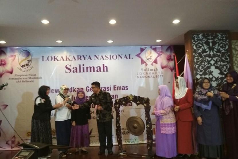 Salimah: Perempuan adalah Tonggak Negara