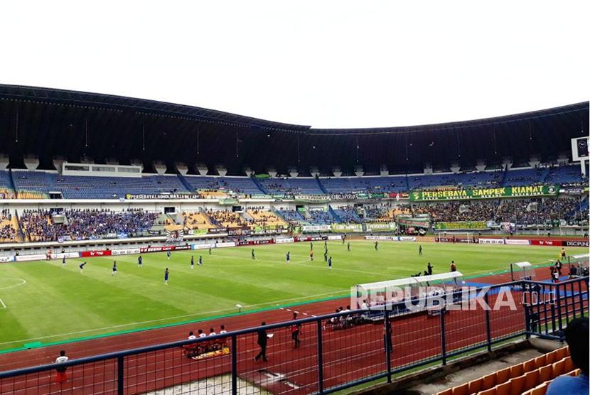 Gol Tunggal Irfan Jaya Bawa Persebaya Kalahkan PSIS
