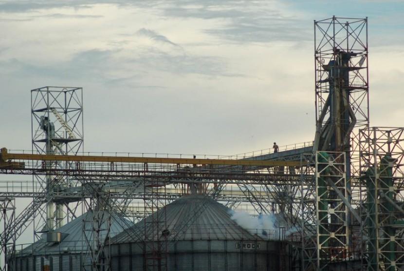 Pertumbuhan industri manufaktur Indonesia tertinggi di ASEAN.