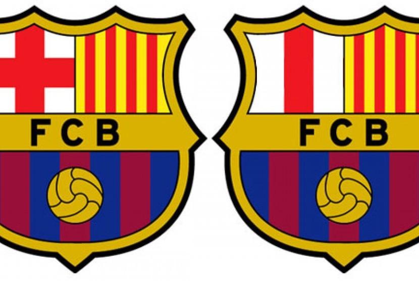 Perubahan logo Barcelona di Arab Saudi