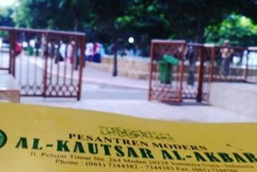 Pesantren Al Kautsar Al Akbar, Medan, Mulai Buka Pendaftaran Santri Baru