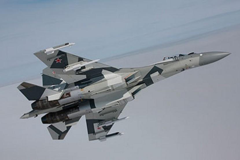 Pesawat Sukhoi SU-35