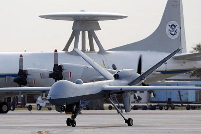 Pesawat tanpa awak (drone) AS, Predator