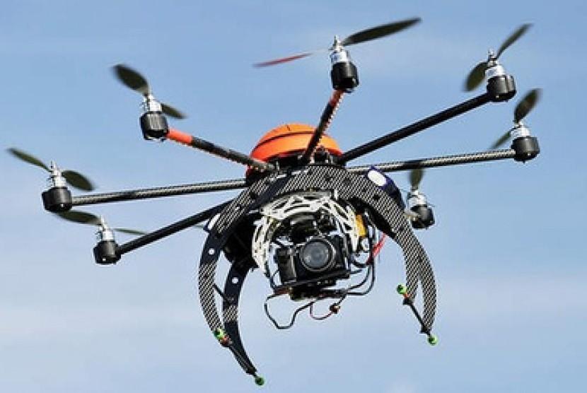 Layanan Defibrillator Drone Pertama Diluncurkan di AS