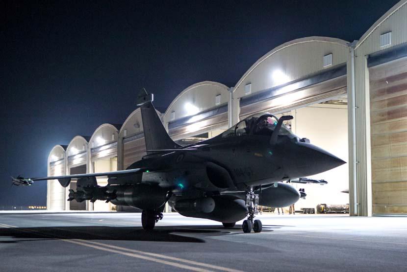 Prancis Jual 5 Pesawat Tempur Bekas kepada Argentina