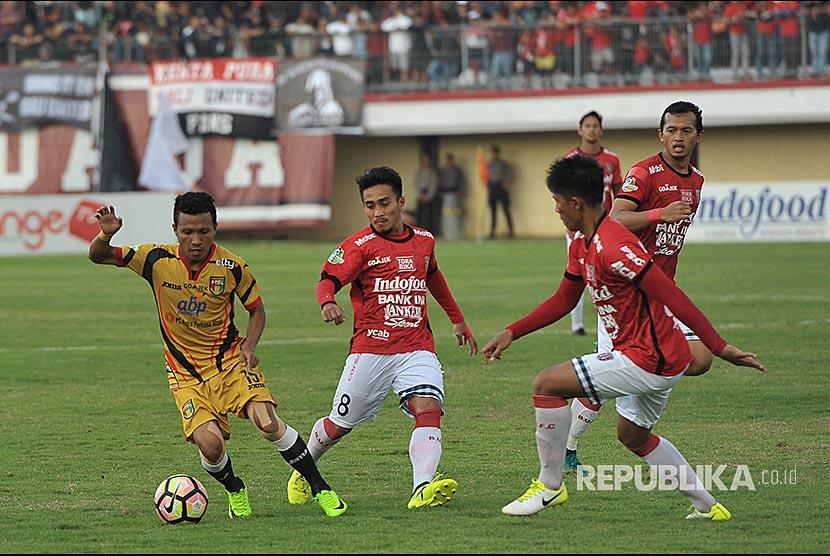 Bali United Perpanjang Kontrak Taufiq