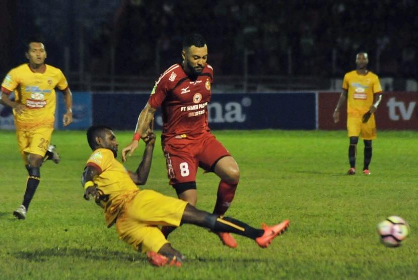 Marcel Sacramento Perkuat Madura di Piala Presiden 2018