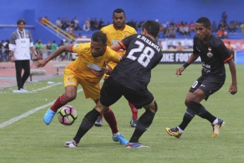 Sriwijaya FC Pinjamkan Pemain ke PSIS dan Semen Padang