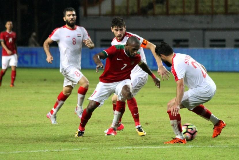 PSSI Pindahkan Laga Indonesia Vs Guyana ke Stadion Patriot