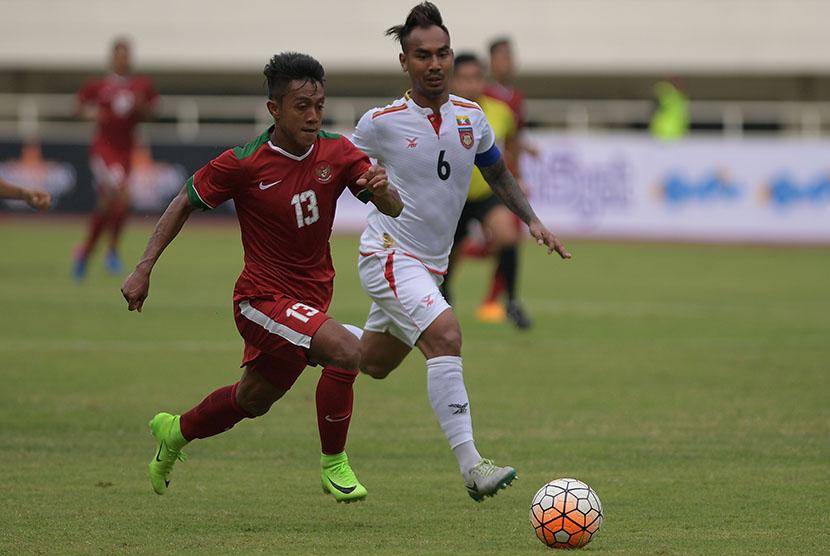 Jadwal Timnas U22: Debut Luis Milla Kelam, Indonesia Takluk 1-3 Dari Myanmar
