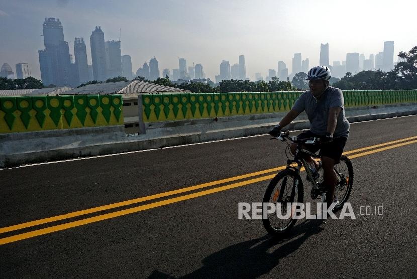Naufal Tewas Saat Wujudkan Mimpinya Bersepeda Keliling Dunia