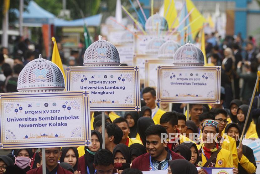 Permalink to MTQ Mahasiswa Nasional XV Ajang Membumikan Alquran di Kampus