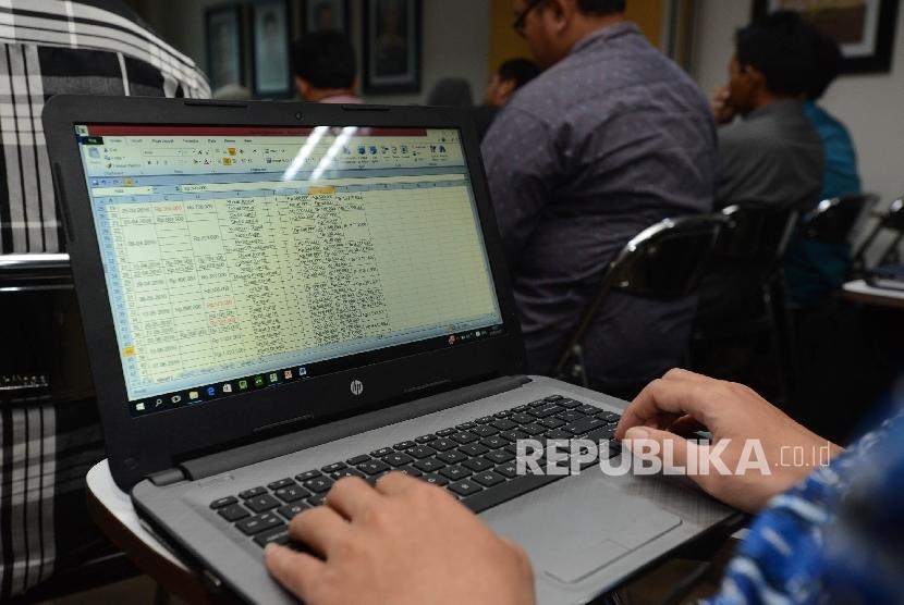 Bekraf Ajari Pelaku UKM Gunakan Aplikasi Laporan Keuangan