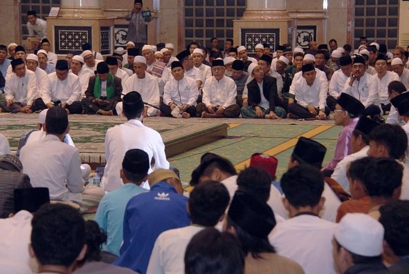Cak Imin: Nusantara Depok Mengaji Doakan Depok dan Indonesia