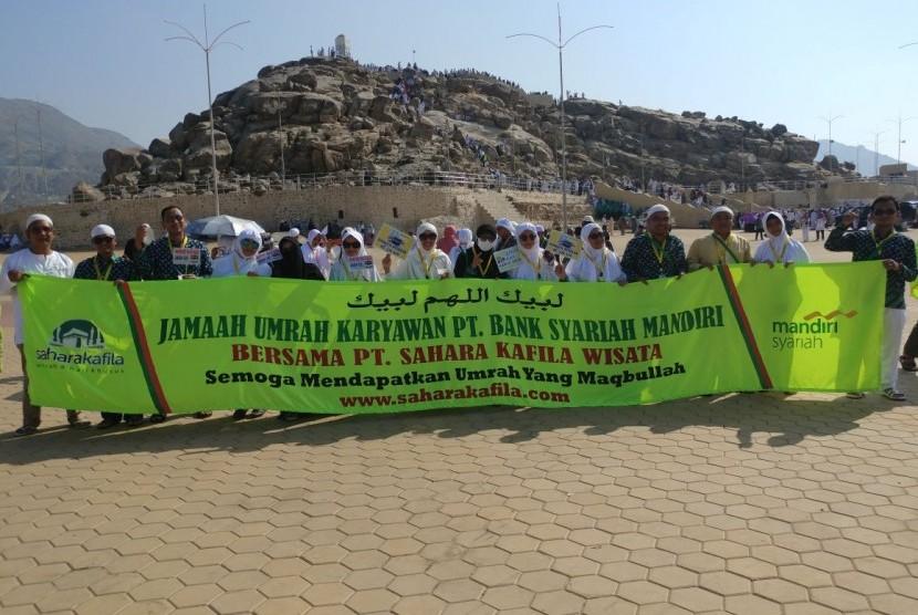 Sahara Kafila Ajak Peserta Umrah BSM Maknai Peristiwa Hijrah