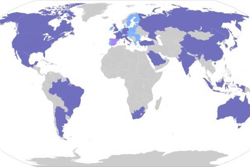 Ada Hampir 6.000 Kasus Kejahatan Kebencian di Eropa