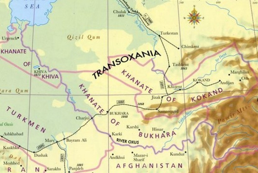 Permalink to Bukhara, Pusat Intelektual Dunia Islam