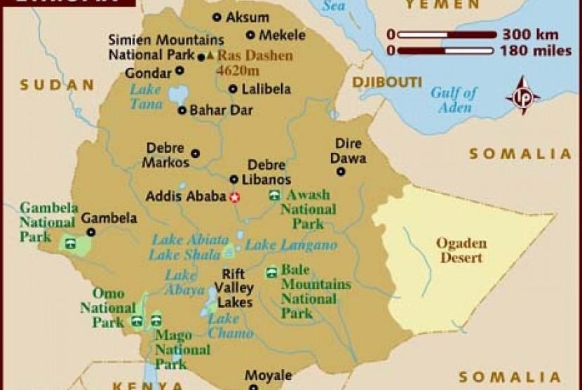 Peta Ethiopia.