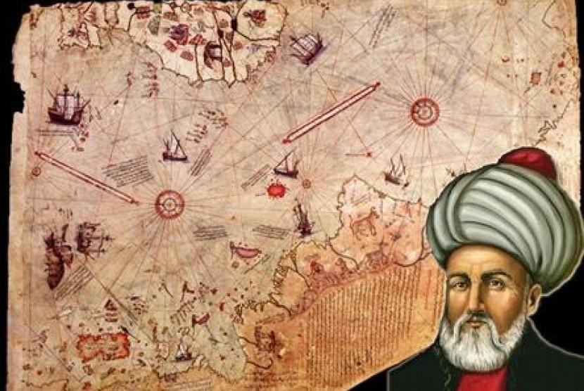 Peta Ustmaniyah/Ilustrasi