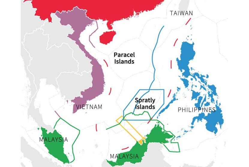 Cina dan Filipina Sepakat Hindari Kekerasan di LCS