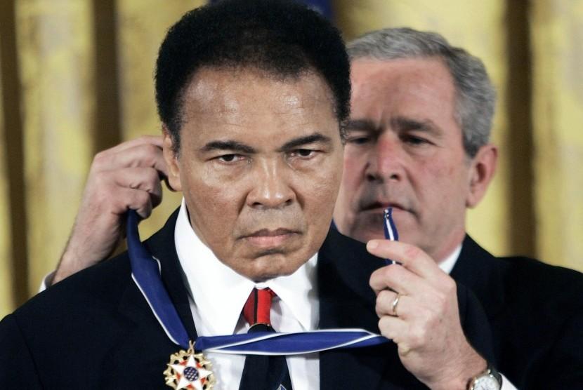Petinju Muhammad Ali