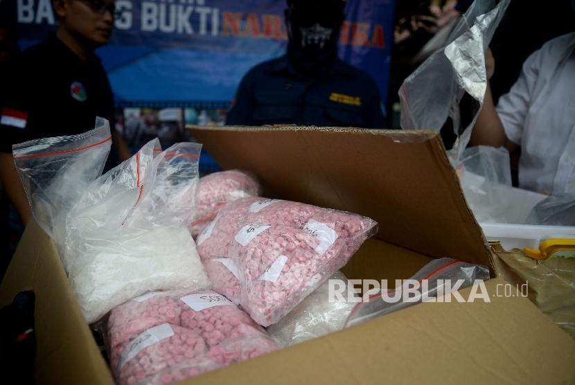 BNNK Sukabumi Waspadai Masuknya Narkoba Flakka