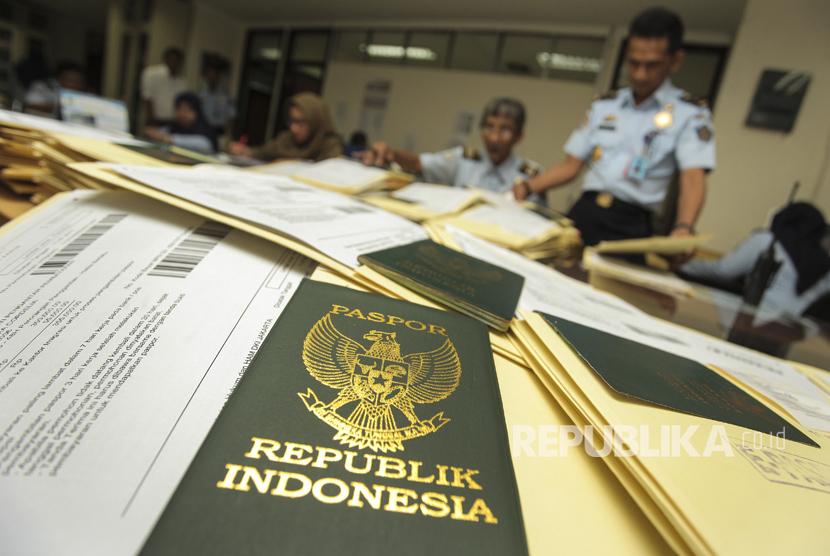 Bareskrim Telusuri Kasus Pemohon Paspor Fiktif
