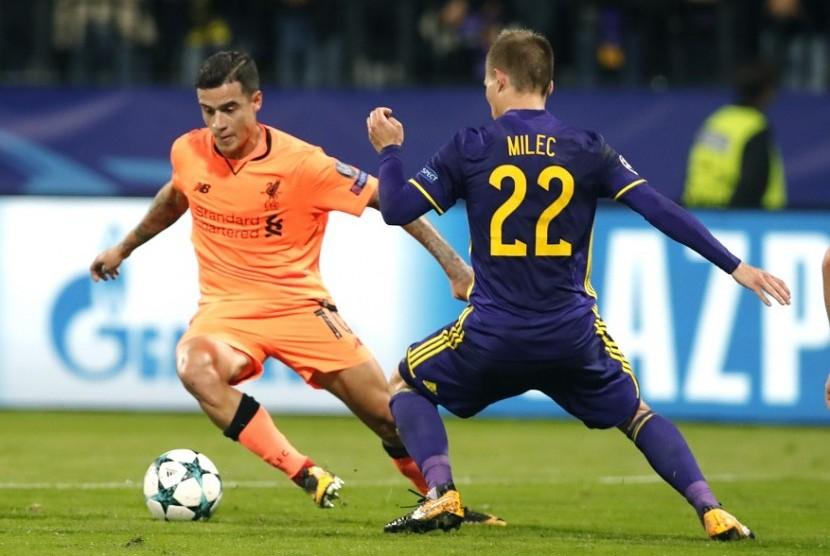 Legenda Liverpool: The Reds Sepakat Lepas Coutinho ke Barca