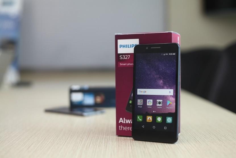 Philips Luncurkan Dua Smartphone