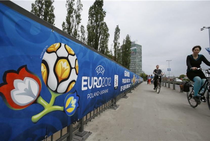 Piala Eropa 2012 (ilustrasi)