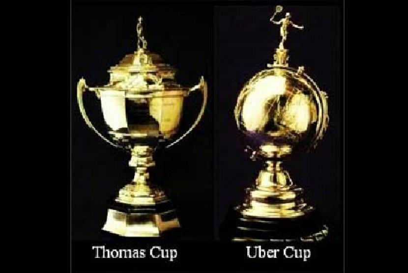 Piala Thomas dan Uber