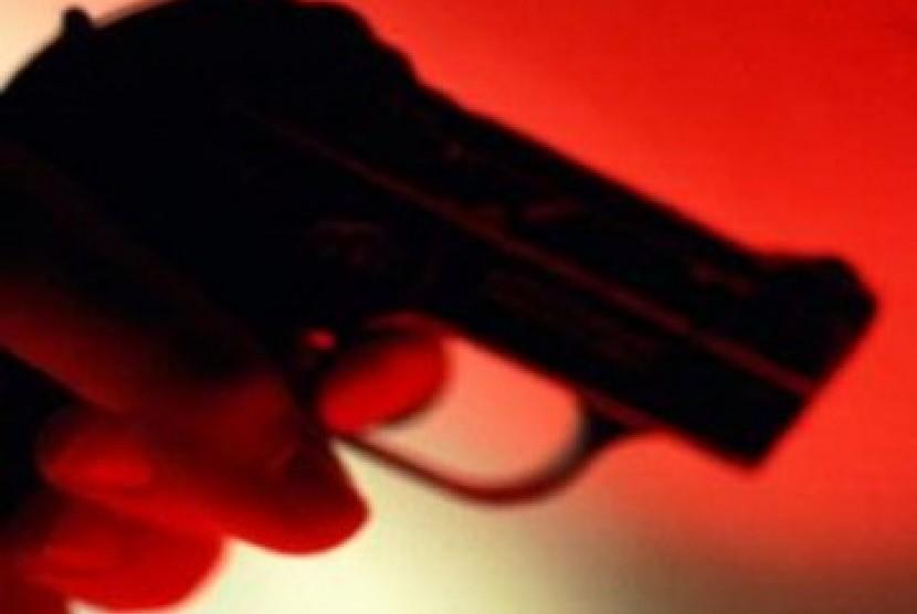 Kronologi Duel Tembak Aipda Dwi yang Berakhir Kematian Jamil