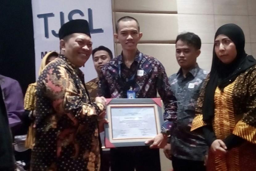 PKPU HI Raih Penghargaan dari Pemkot Bandung