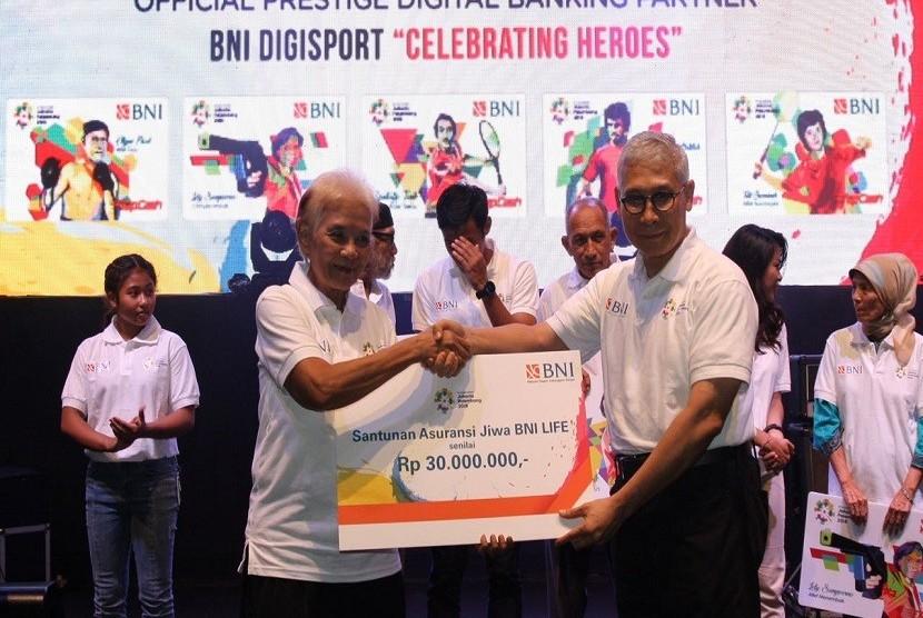 BNI Life Berikan Penghargaan Pahlawan Olahraga Indonesia